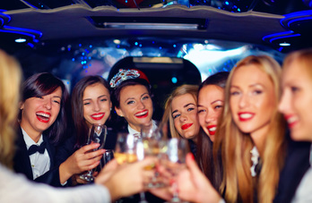 Birthday Limo Party Bus